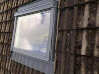 ANY SIZE VELUX ROOF WINDOW supplied and fitted for £450