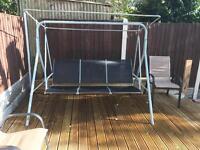 Swing chair-hammock