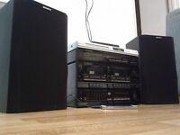 PIONEER/SONY SOUND SYSTEM