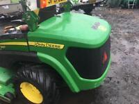 """John Deere ride on mower 60"""" deck 2012"""