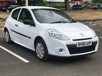 2010 RENAULT CLIO 1.2 EXTREME * PETROL * 3 DOOR *FSH * NEW MOT * PX * DELIVERY AVAILABLE