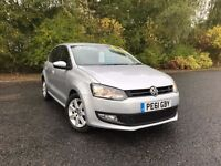 2011 VOLKSWAGEN POLO 1.2 TDI MATCH IDEAL FIRST CAR STUNNING MUST SEE 71,000 MILES £5995 OLDMELDRUM