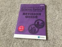 Edexcel GCSE Religious Studies Revision Guide