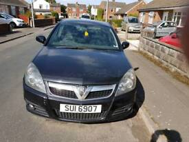 2008 1.9 cdti black vectra for sale