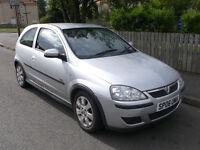 Vauxhall Corsa 1.2 (2006) 89000 miles. MOT until June 2017