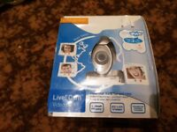 WEBCAM, STILL IN BOX, NEVER BEEN USED.