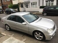 Mercedes C220 CDI Advantgarde SE. 55reg Well looked after, full leather seats, low mileage(63k)