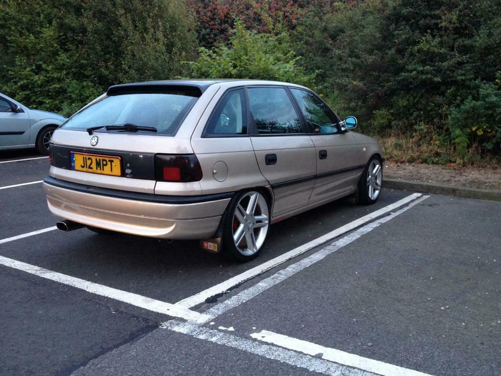 Vauxhall Astra MK3 X16XE gsi Sri NO OFFERS | in Whitley Bay, Tyne and Wear  | Gumtree