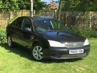 FORD MONDEO 05 PLATE ++2L DIESEL MANUAL++LONG MOT++6 SPEED BOX++IDEAL FAMILY CAR++