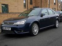 FORD MONDEO ST 2.2 TDCI 155 2005 INK BLUE