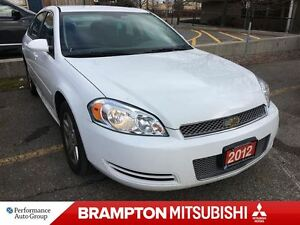 2012 Chevrolet Impala LT (ONTARIO VEHICLE! NO ACCIDENTS!)