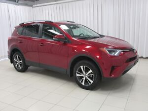 2018 Toyota RAV4 LE AWD SUV w/ HEATED SEATS, BACKUP CAMERA, BLUE
