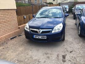 Vauxhall Vectra 1.9 CDTi 16v Exclusiv 5dr (nav) excellent condition.