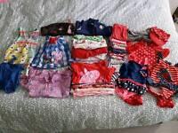 Summer Girl Clothes 18-24months