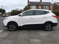 2014 IX35 1.6l Excellent Condition. 1 lady owner, full spare wheel