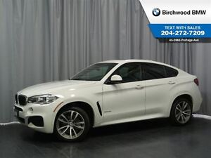 2015 BMW X6 xDrive35i M Performance Package I  M Sport Package