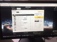 ASUS Pb238q 23 inch IPS Monitor