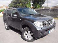 ***2007 Nissan Pathfinder 2.5 Sport 7 Seats reverse parking camera sat nav***