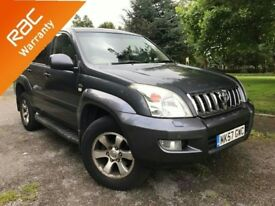 Toyota Land Cruiser 3.0 D-4D Invincible 5dr