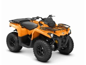 2018 Can-Am Outlander 450 DPS