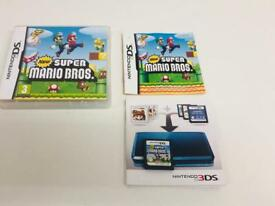 NEW SUPER MARIO BROS- NINTENDO DS