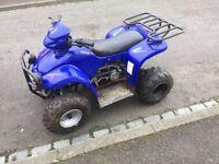 125cc quad (like new)