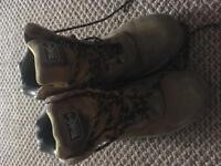 Women's work / walking boots size 6