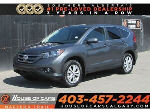 2013 Honda CR-V EX AWD| CAMERA|HEATED SEATS - Calgary