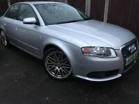 Audi A4 2.0 TDi S Line HPi Clear Bargain Diesel Cheap Car Project Spares Repair