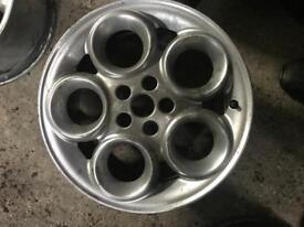 "Alfa 156 16"" Alloy wheels. Good condition"
