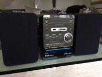 Wharfedale DAB / CD / USB / iPod speaker system £40 (ono)