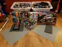20+ KG Of LEGO Marvel DC Ninjago Minecraft Angry Birds Lego