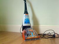 Vax Rapide Carpet Cleaner, as new condition only used a couple of times.