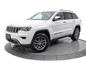 2018 Jeep Grand Cherokee Limited GPS CUIR TOIT MAGS
