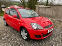 🔥2006 FORD FIESTA 1.2 MANUAL 3 DR **IDEAL 1ST CAR** TRADE IN CHEAP TO CLEAR🔥