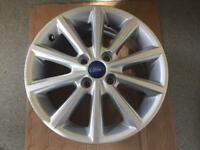 Ford Fiesta Alloy 16 inc
