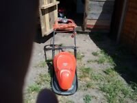 Fly mower electric