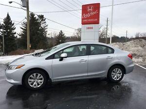 2012 Honda Civic LX Kitchener / Waterloo Kitchener Area image 3
