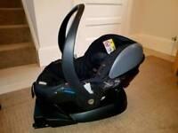 Be Safe iZi Go Car Seat and Isofix base