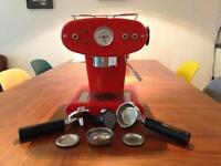 Illy Francis Francis X1 coffee machine for spares / repairs