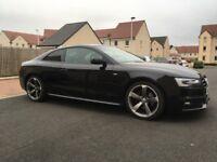 Audi A5 SLine TFSI Black Edition Quattro