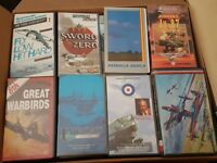 Aviation Videos and Video/DVD Combo Player