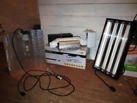 Complete hydroponic set up, grow tent, rhino pro extractor, gavita 600, propagator + much more
