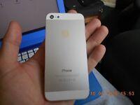i phone 5 rear