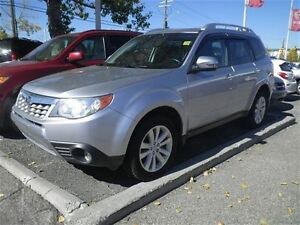 2012 Subaru Forester 2.5X Limited  AWD  Auto  Winter Ready!