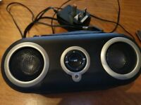 iHome 2 Go Portable iPod Docking Station and Stereo Speakers
