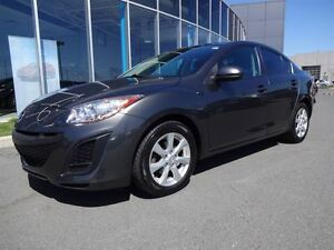2011 Mazda MAZDA3 GX/AUTOMATIQUE/AIR/IMPECCABLE
