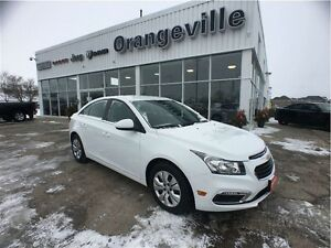 2015 Chevrolet Cruze LT TURBO, MYLINK, REMOTE START