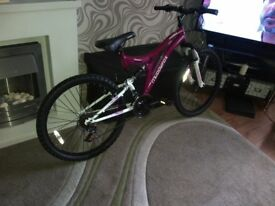 BRAND NEW MUDDYFOX MTB GIRLS BICYCLE 24'