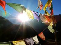 Dawn of Dharma meditation class